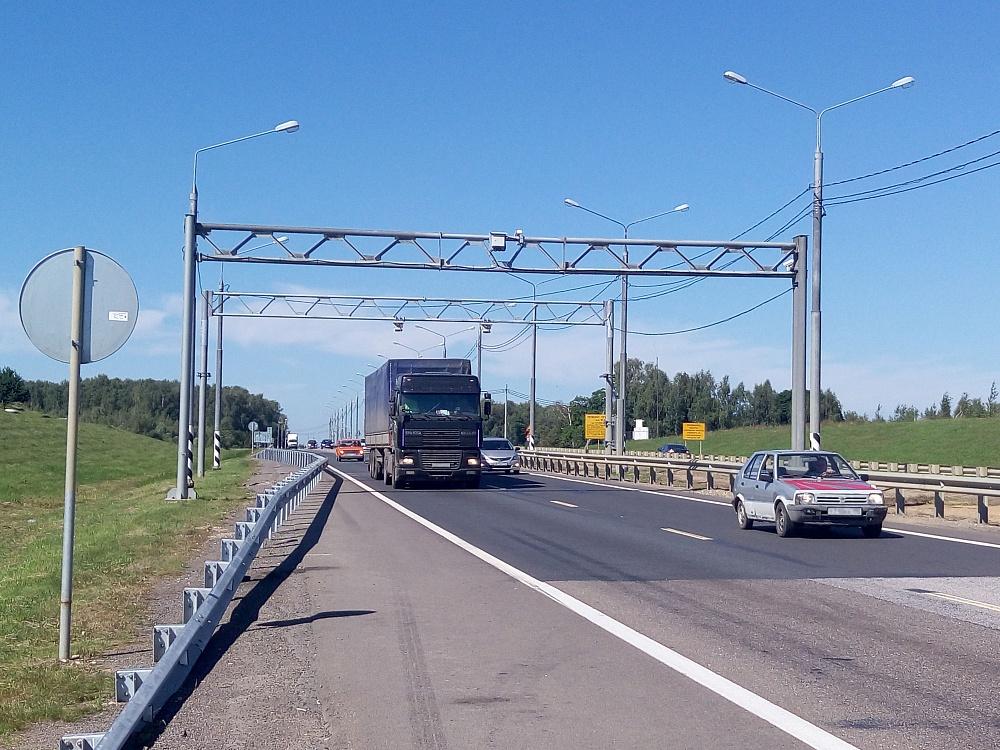 В Ставрополье установят четыре автоматических пункта весогабаритного контроля