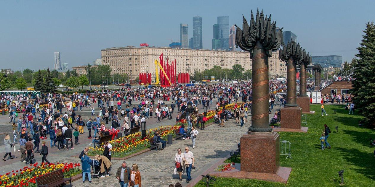 В России дни с 1 по 10 мая сделают выходными