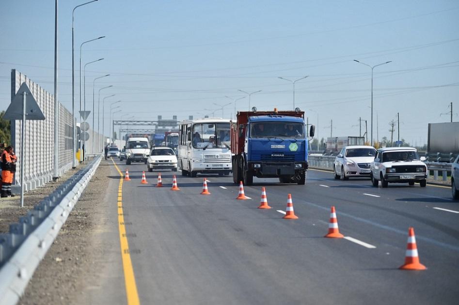 В 2020 году в Краснодарском крае осветят 100 км дорог
