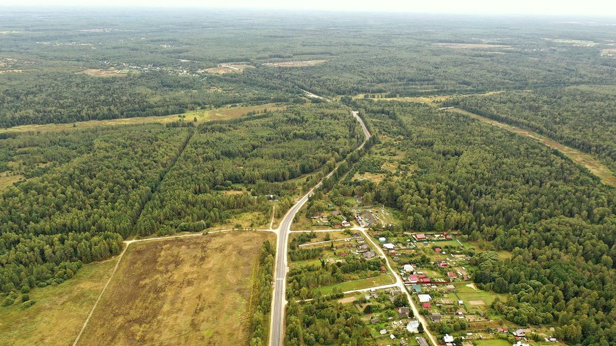 Дорога «Владимир-Тума» во Владимирской области стала федеральной