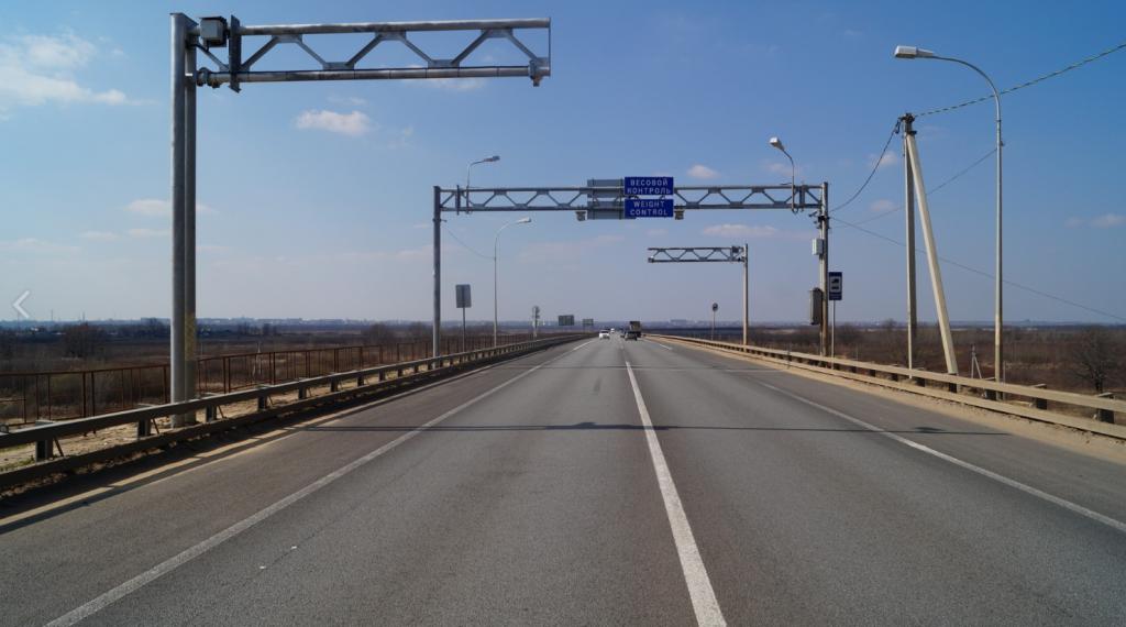 Одобрены правила движения грузовиков в зоне автоматического весогабаритного контроля
