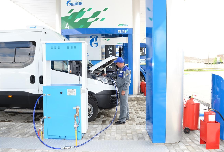 В Ставропольском крае переведут на газ почти 1,5 тыс. автомобилей