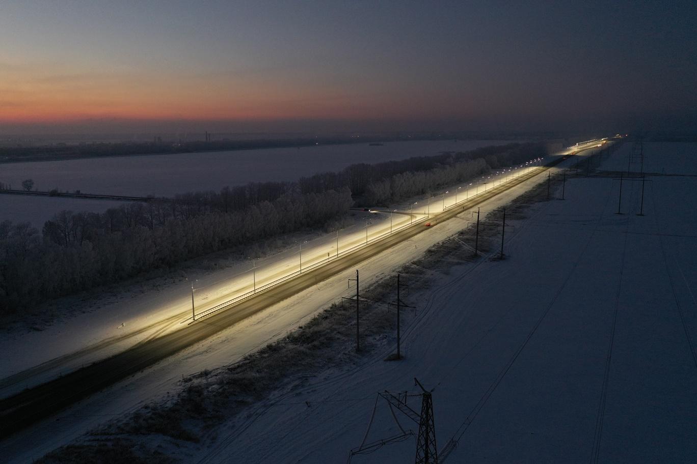 В 2022 году откроют четырехполосный участок «Чуйского тракта» в Алтайском крае