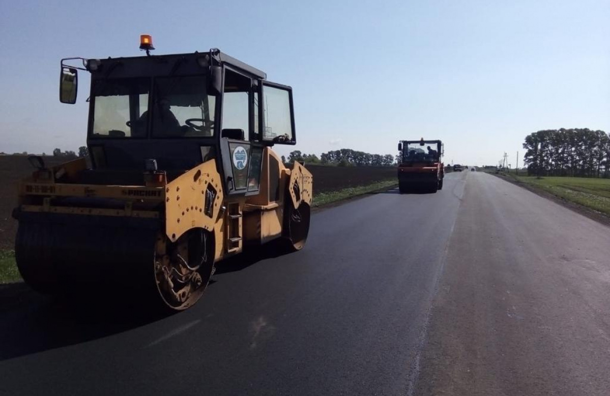 В Алтайском крае отремонтируют дорогу к границе с Республикой Алтай
