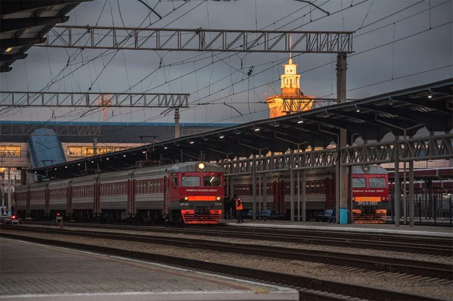 Пригородное железнодорожное сообщение между Крымом и Краснодарским краем запустят в начале марта