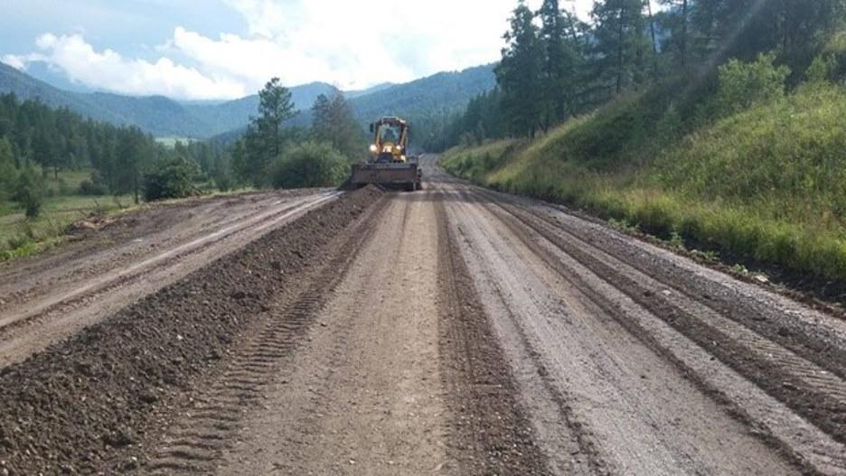 Алтаю не хватает средств на строительство дороги до Казахстана