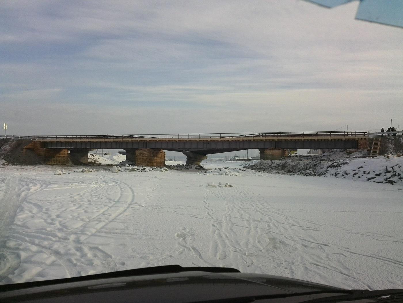 Дорожное сообщение между двумя иркутскими селами, нарушенное в 1993 году, восстановлено