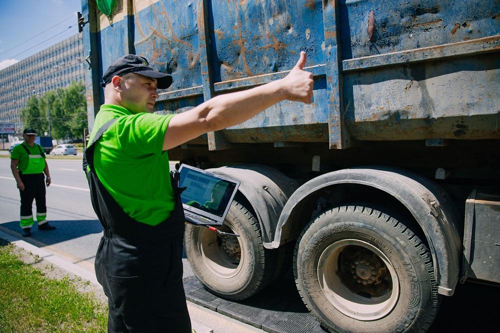 Пропуска на въезд в Москву для грузовиков от 3,5 тонн заработают с 1 июля