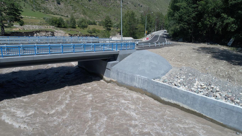 Дорожники Северного Кавказа подготовили необходимые силы и средства для защиты от паводка