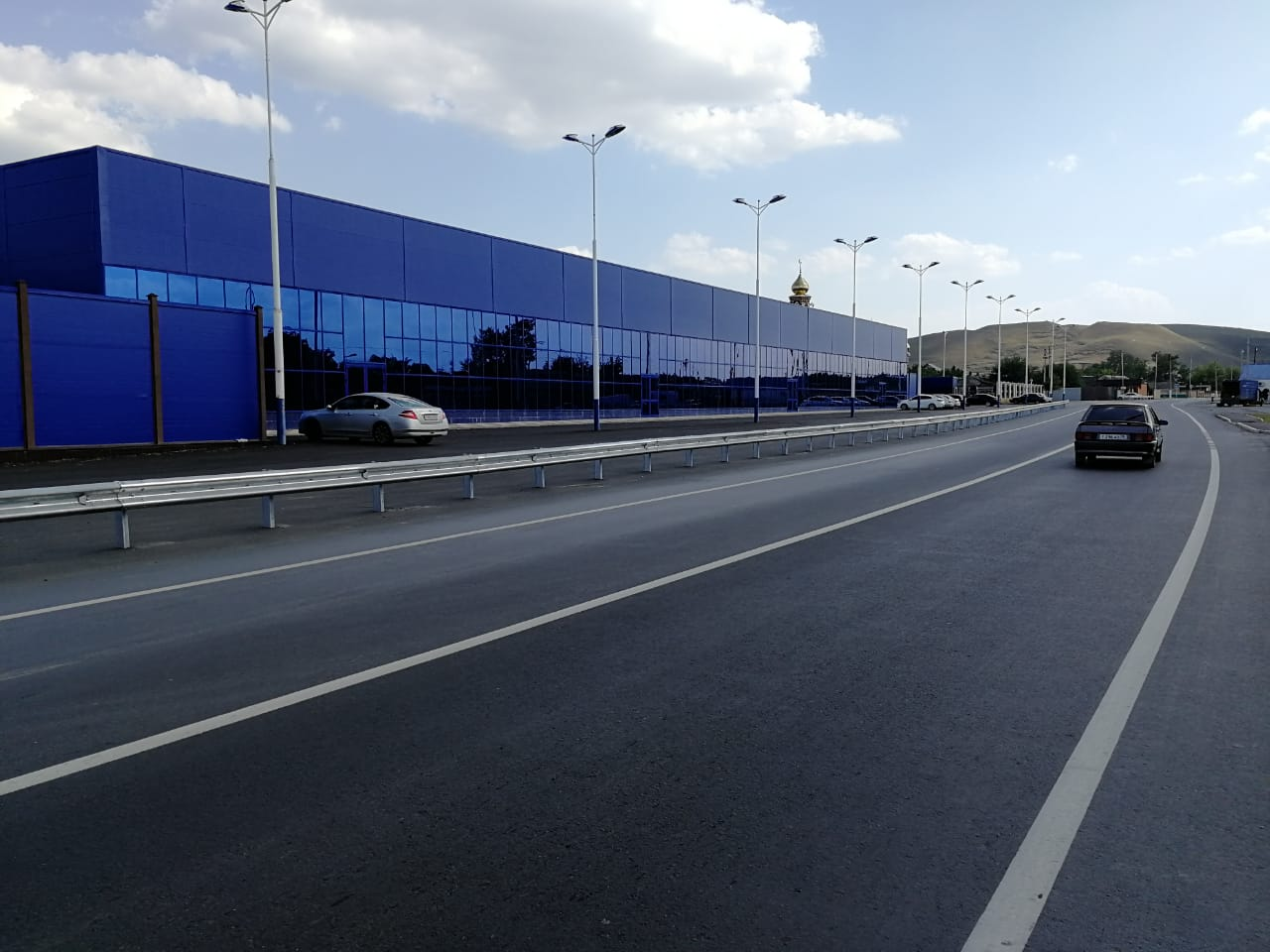В Ингушетии досрочно завершили проект ремонта дорог по национальному проекту