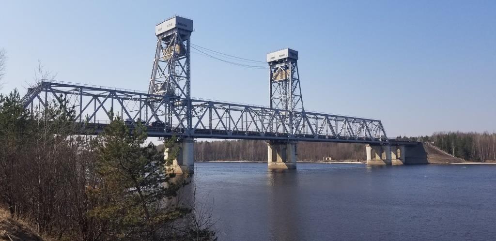 Мост через реку Свирь на трассе Р-21 «Кола» разведут 30 июля