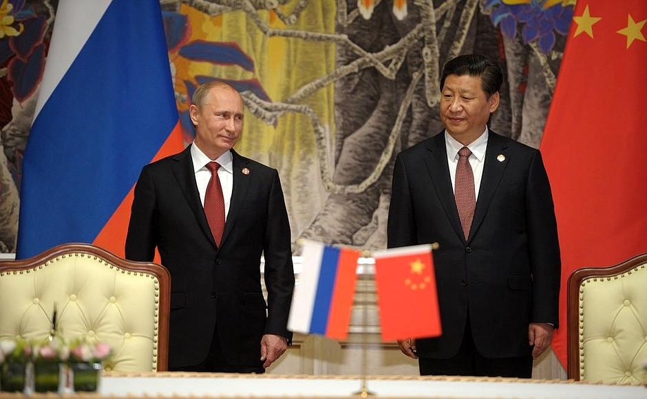 Россия и Китай планируют увеличить товарооборот до 200 млрд. долларов