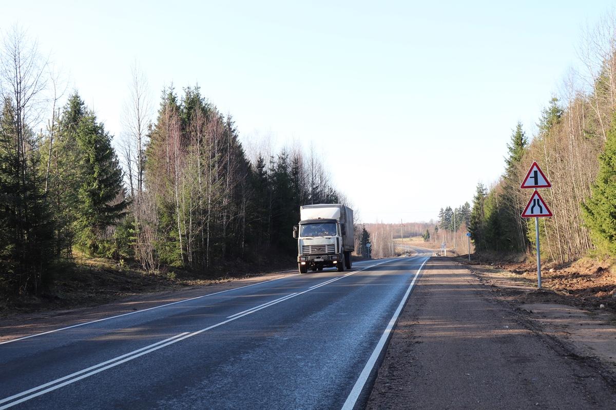 В Тверской области к 2024 году отремонтируют 2,5 тыс. км дорог