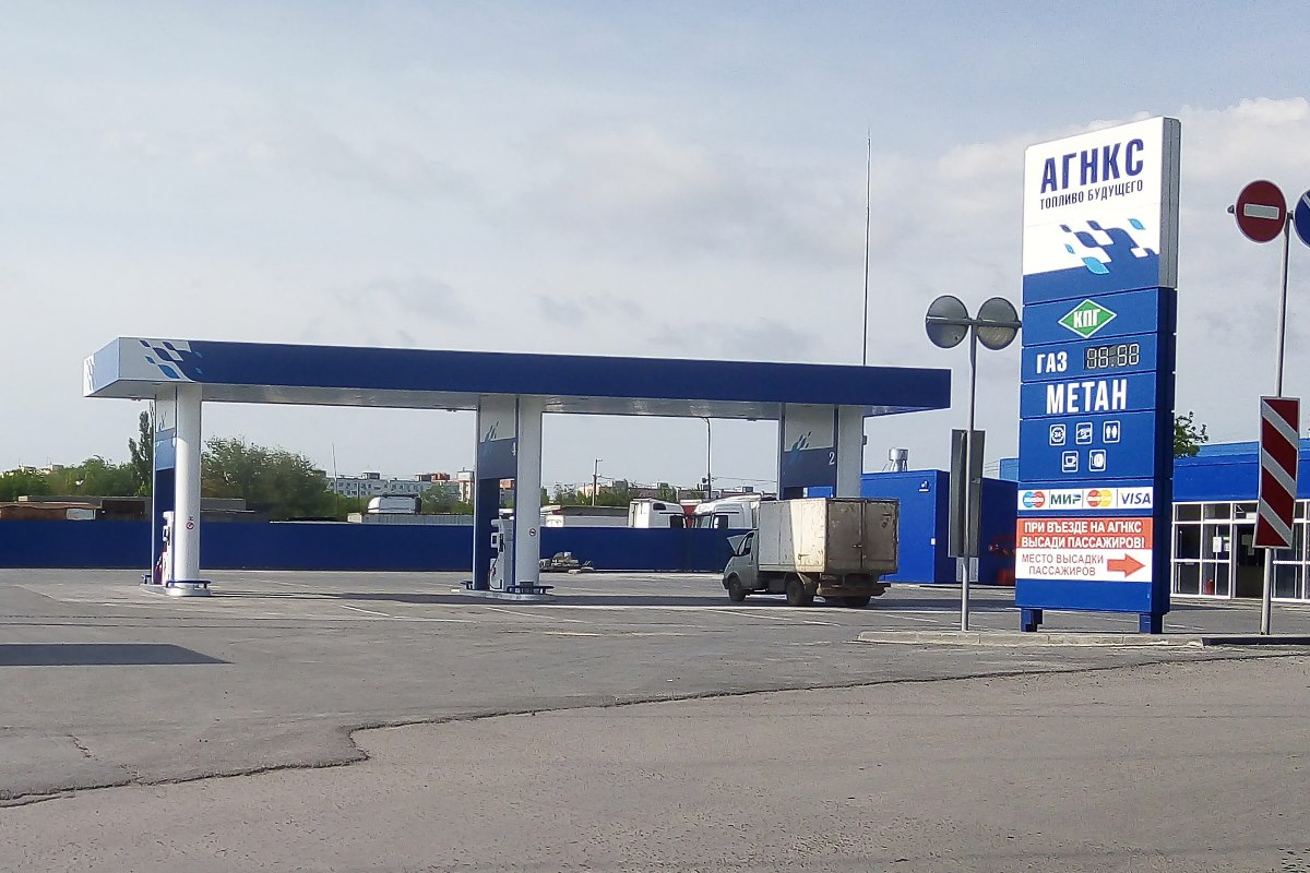 В Чувашии до конца 2021 года откроют пять газозаправочных станций