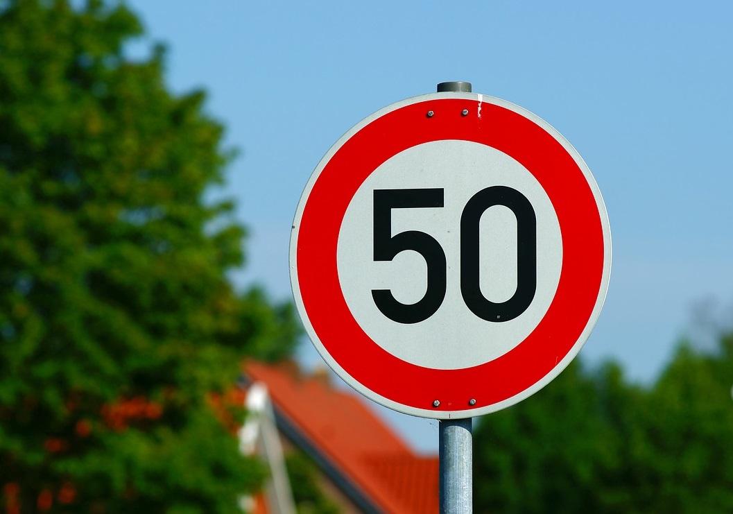 Скорость движения в городах Беларуси могут ограничить до 50 км/ч