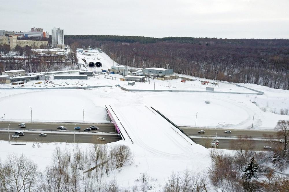 В Башкортостане началось строительство Восточного выезда из Уфы