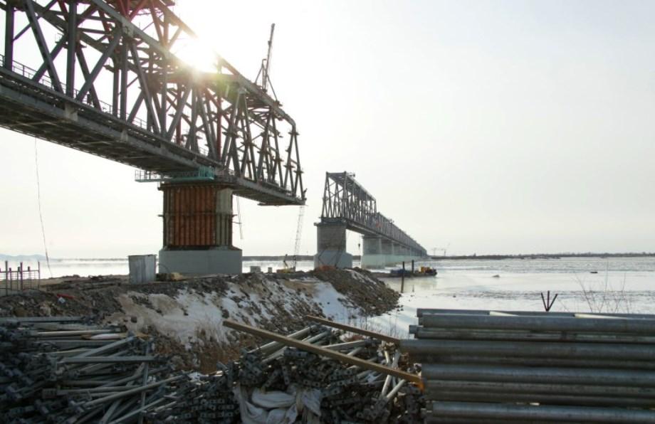 Мост «Нижнеленинское-Тунцзян» обещают открыть в I квартале 2021 года