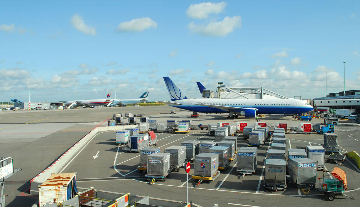 Рынок грузовых авиаперевозок медленно восстанавливается