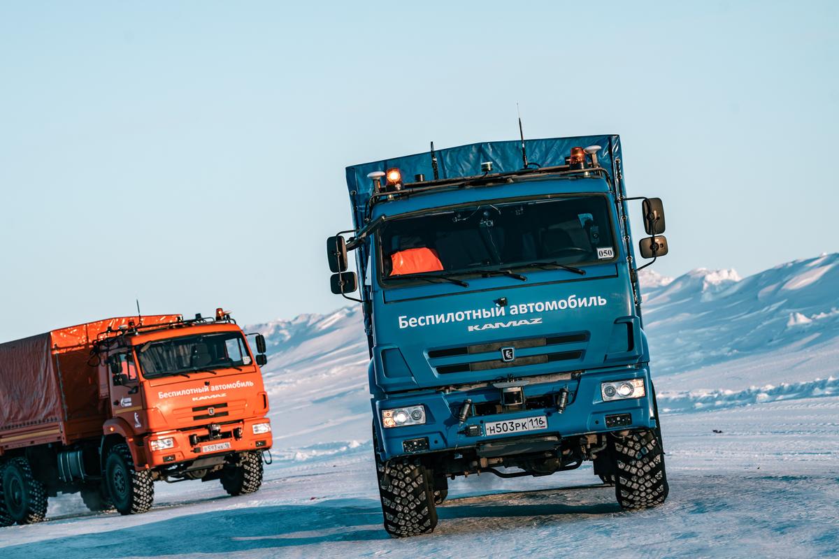 К 2030 году каждый десятый грузовик и автобус будут беспилотными