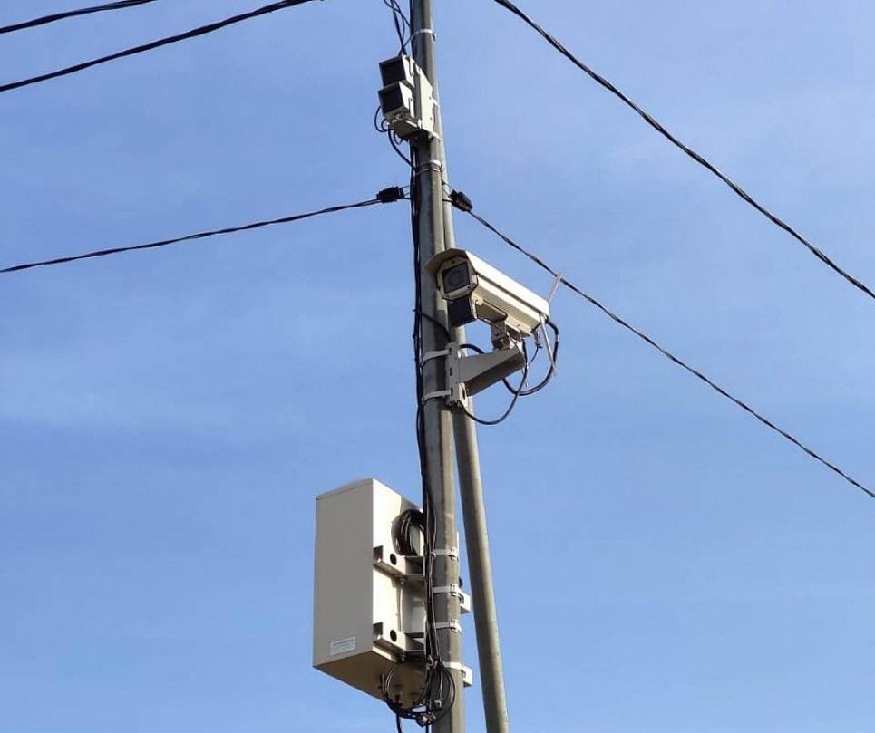 На федеральных трассах Бурятии установили 11 дорожных камер
