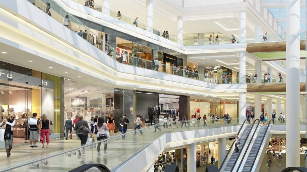 С 1 июня в Москве возобновляют работу торговые центры