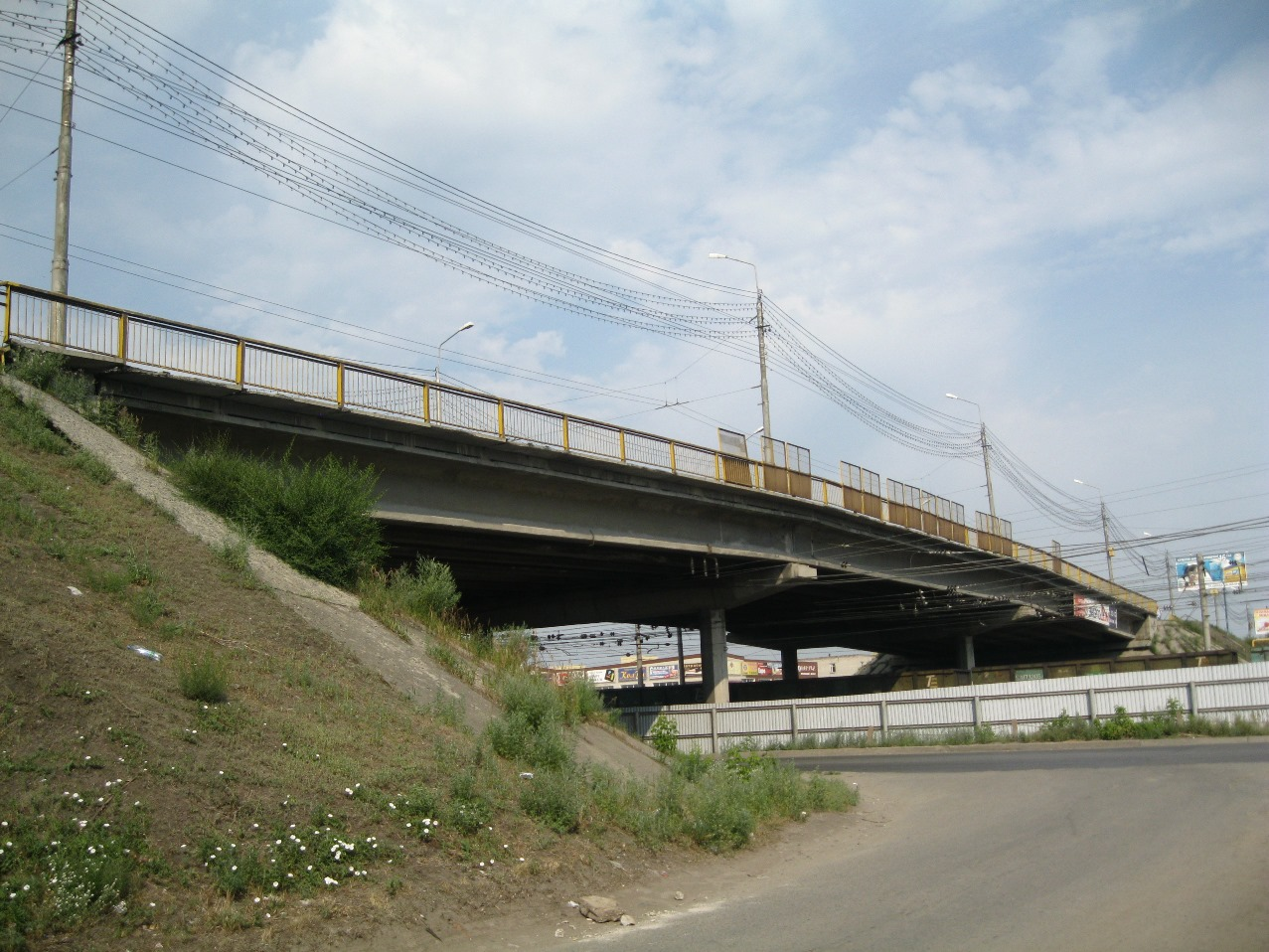 В Курганской области в 2020 году отремонтируют 7 мостов и путепроводов