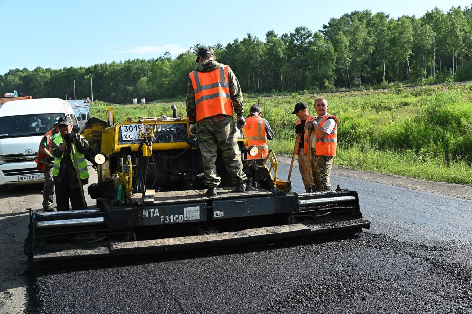 В 2020 году начнется капитальный ремонт дороги «Ванино-Советская Гавань» в Хабаровском крае