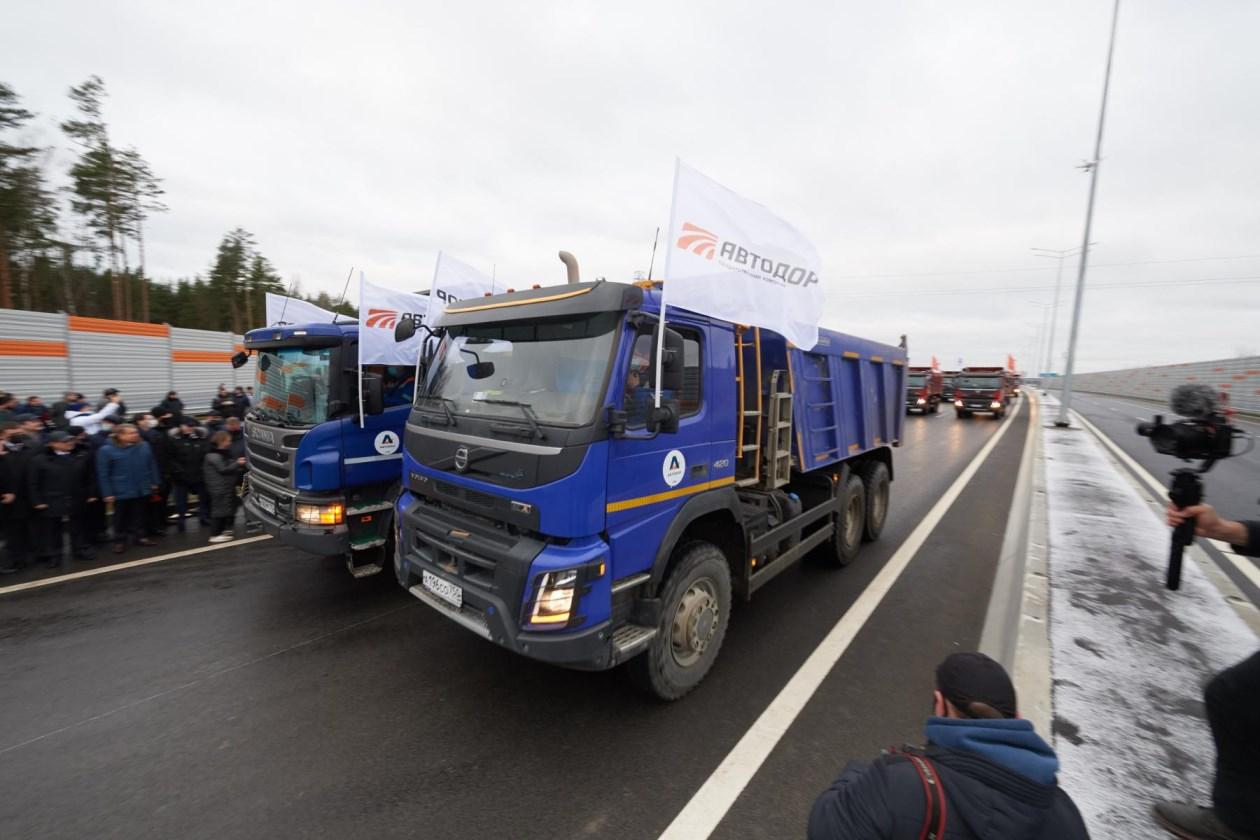 В 2020 году «Автодор» построил и реконструировал почти 240 км дорог