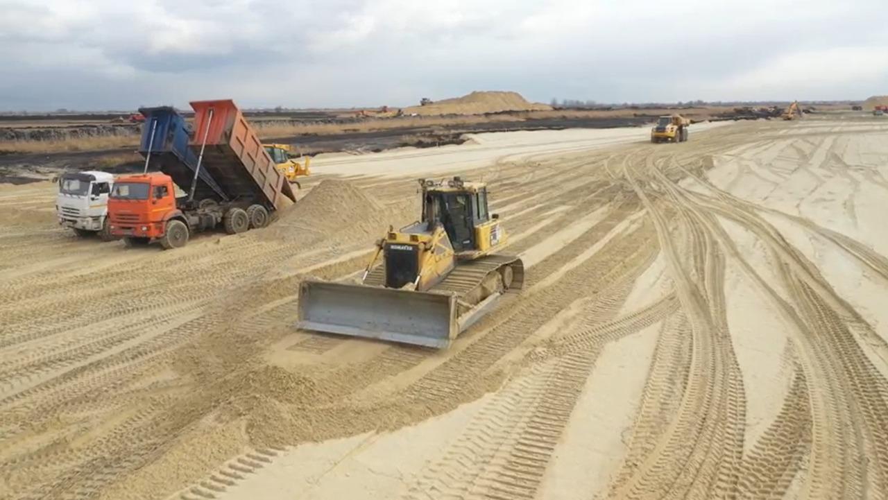 Все этапы строительства трассы М-12 должны одобрить к августу