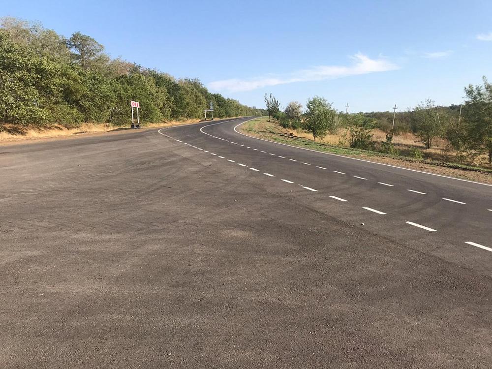В Ставропольском крае открыли дорогу, которую не ремонтировали более 30 лет