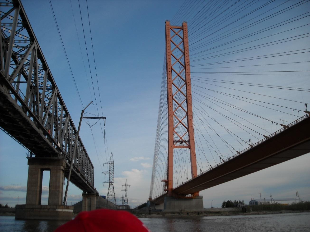 Стоимость второго моста через Обь в ХМАО превышает 60 млрд. рублей
