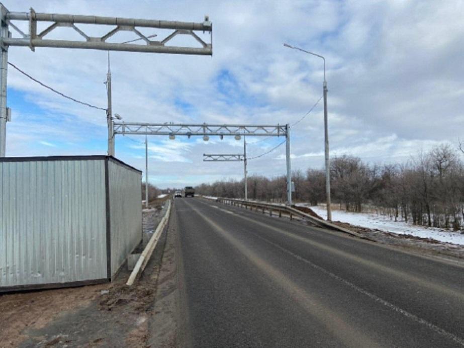 С апреля в Саратовской области штрафы за перевес будут оформлять автоматически