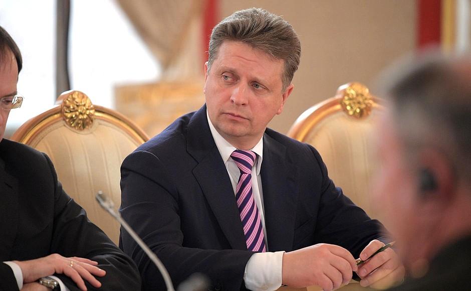 Максим Соколов возглавил совет директоров АО «Западный скоростной диаметр»