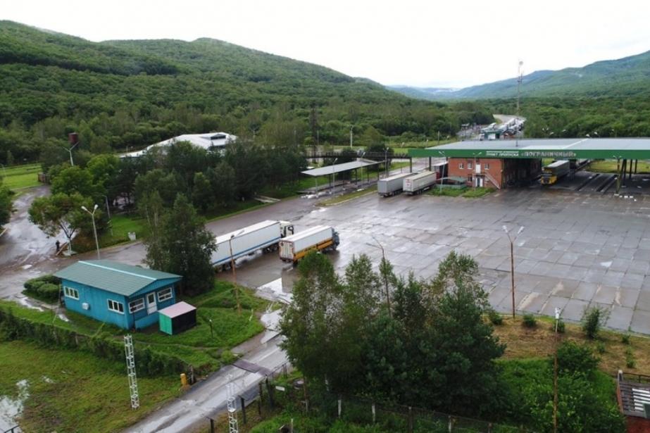 В Приморском крае возобновили проезд к пункту пропуска «Пограничный»