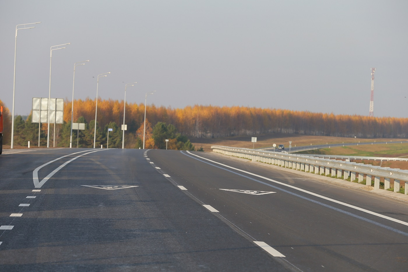 Профильные Министерства предлагают достроить трассу «Москва-Казань» после 2024 года
