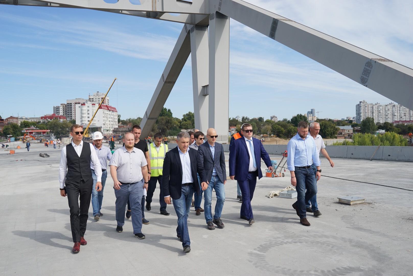Движение по Фрунзенскому мосту в Самарской области откроют в 2019 году