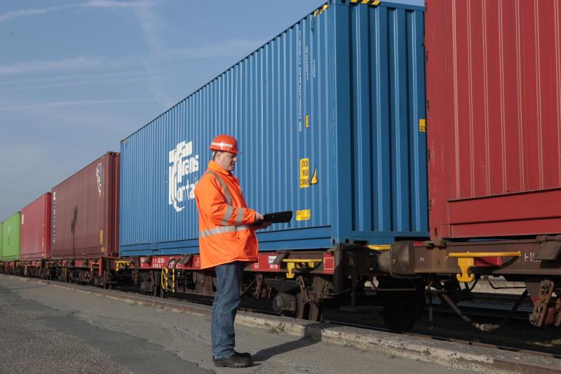 Ускоренный контейнерный поезд впервые отправился из Уфы в Китай