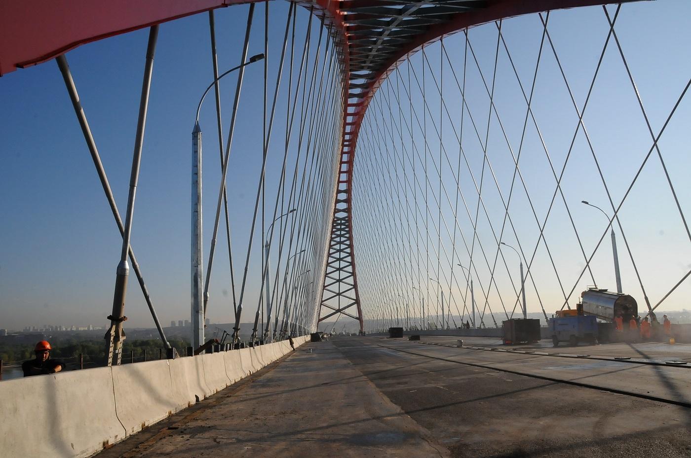 «Газпромбанк» предоставит 2,4 млрд. рублей на строительство четвертого моста в Новосибирске