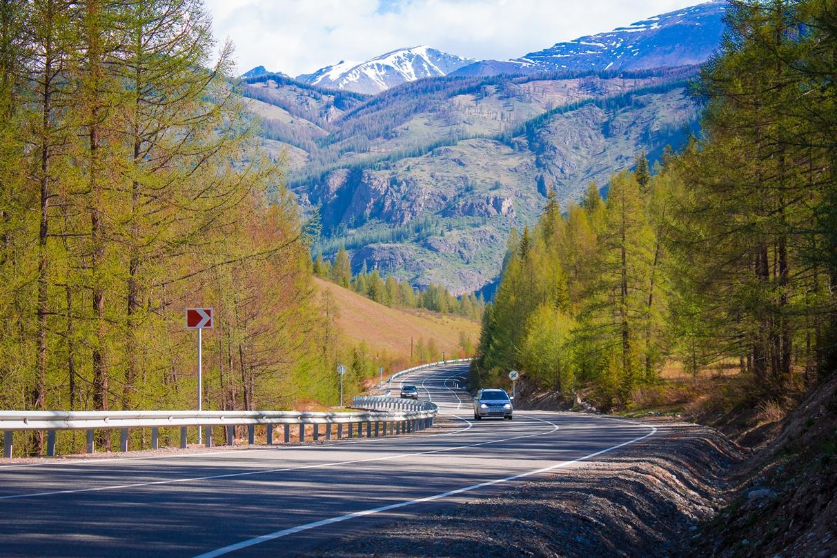 «Чуйский тракт» на Алтае обеспечат сотовой связью в 2022 году