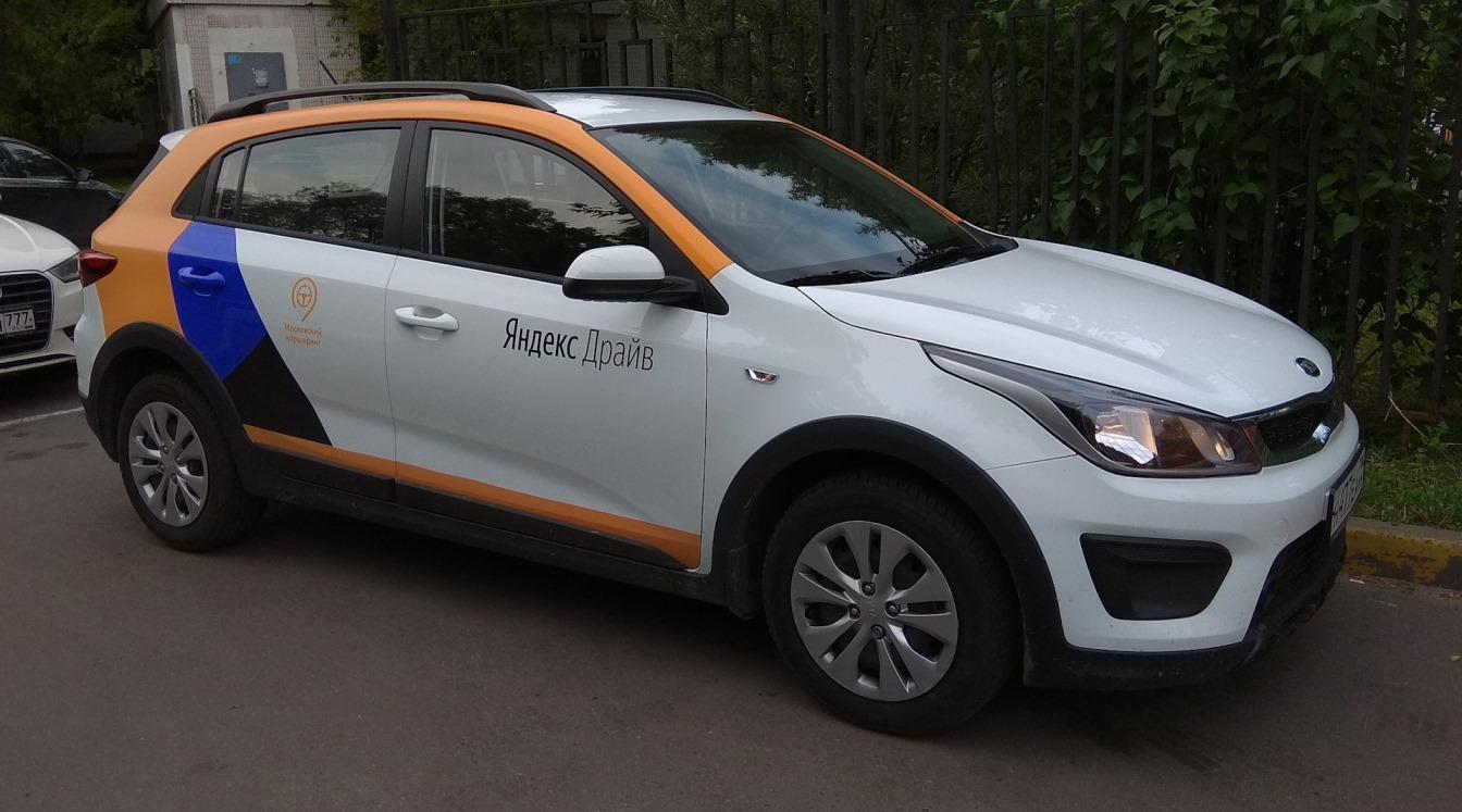 «Яндекс.Драйв» тестирует систему распознавания опасного вождения