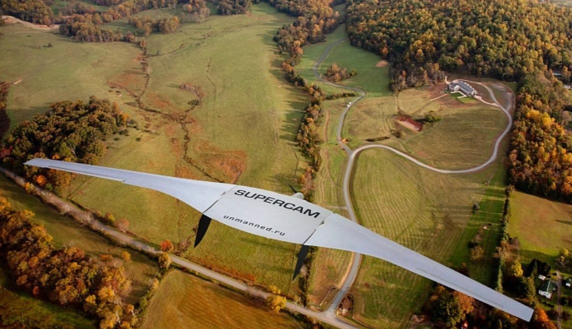 Дорожную обстановку на трассе М-4 «Дон» будут мониторить дроны