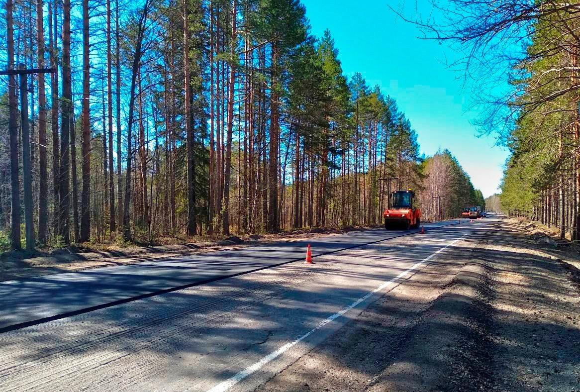 Дорожная отрасль Карелии получит почти 1,4 млрд. рублей из бюджета