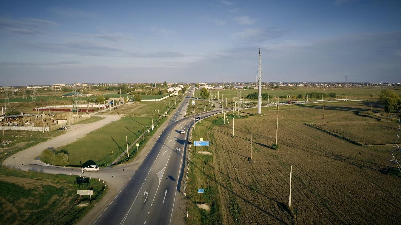 К строительству новой дороги к Крымскому мосту приступят в начале 2021 года