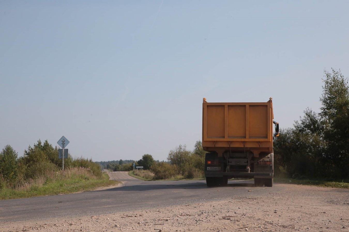 Вологодская область направит федеральный транш на ремонт трех дорог