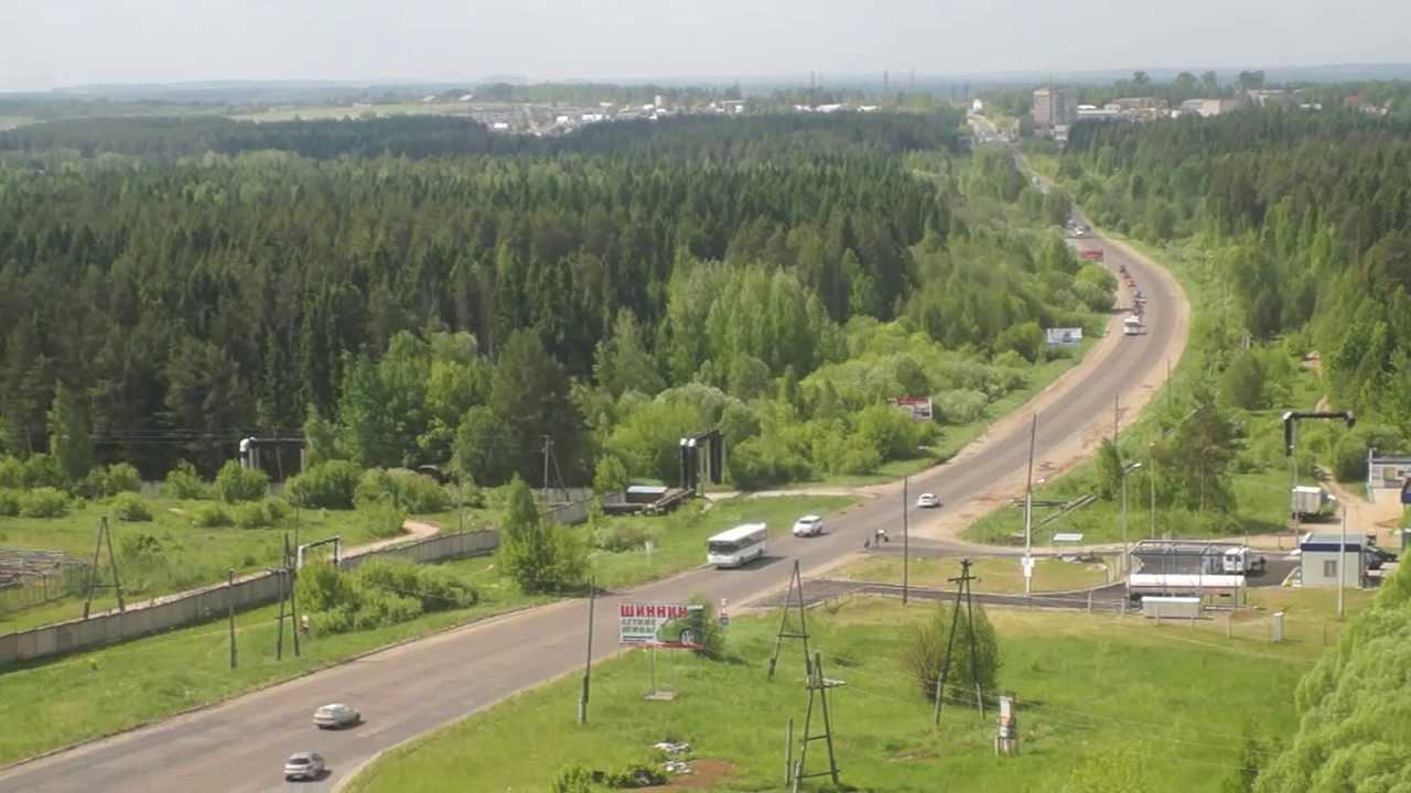 Восточный обход Кирова создадут к 2025 году