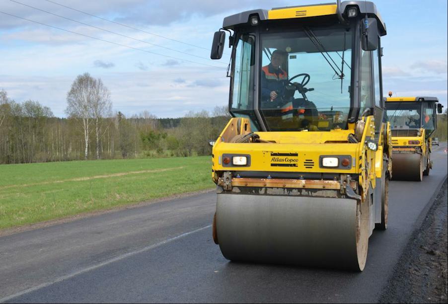 В 2020 году отремонтируют почти 14 тыс. км региональных дорог