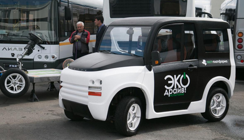 Российский электромобиль Zetta будет стоить от 550 тыс. рублей