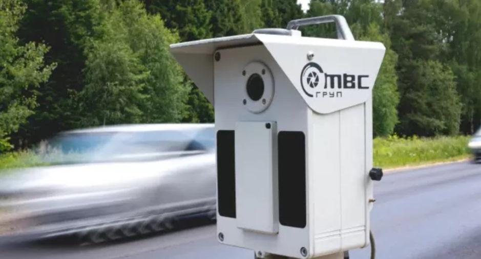 В Московской области мобильные дорожные камеры поставили на автомобили