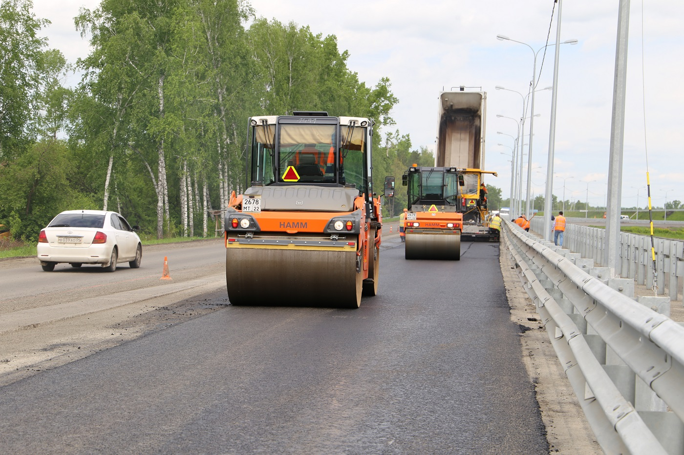 В Краснодарском крае в 2020 году построят дорогу, позволяющую сократить путь в Крым