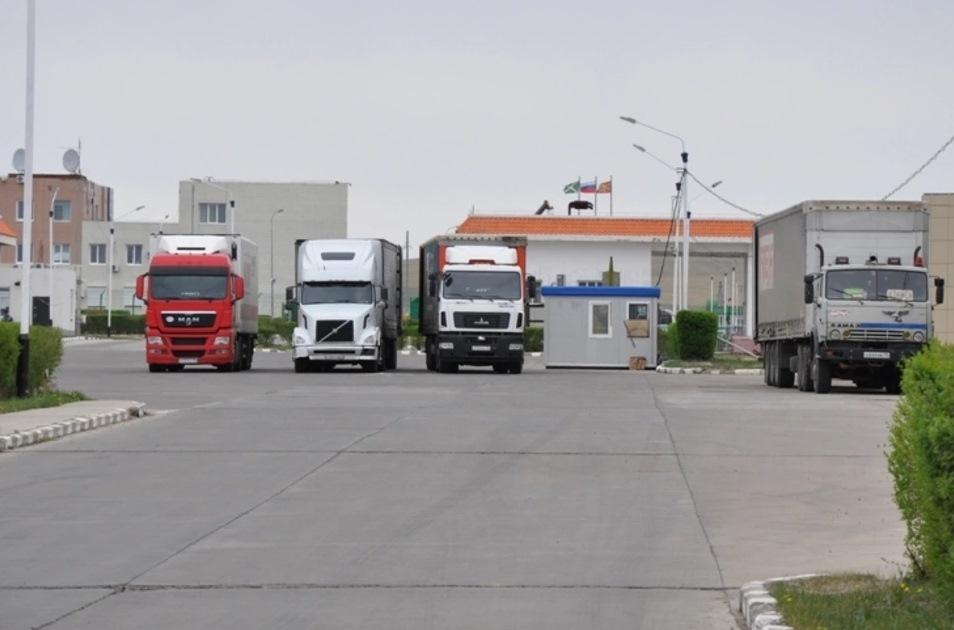 Китай сократит пропуск грузовиков через МАПП «Забайкальск»